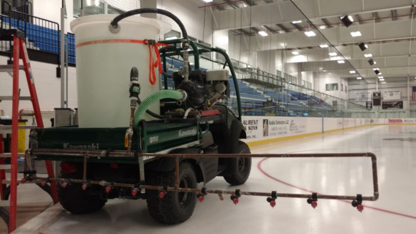 Build Your Own Paint Cart Re Surfacing