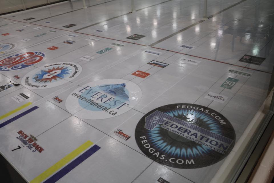 Curling rinks in Sherwood Park, Alberta