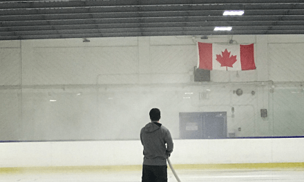 The Ice is Going In (and Other Stories from the Barn…)