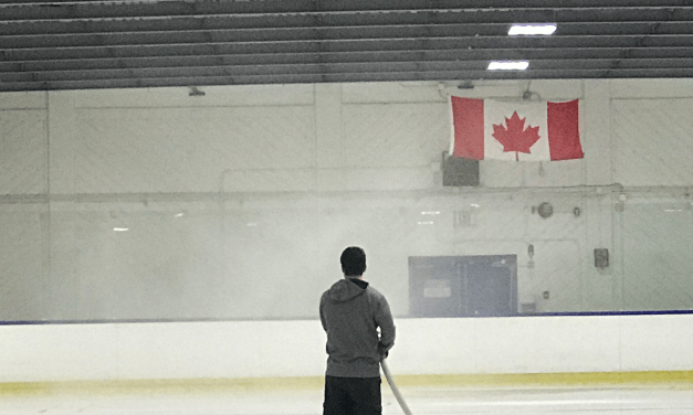 The Ice is Going In and other Stories…