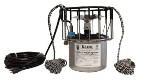 A Kasco De-Icer from CanadianPond.ca