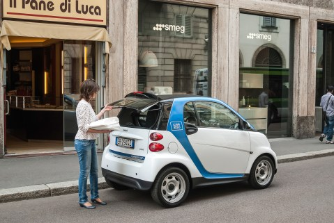 car2go carshare