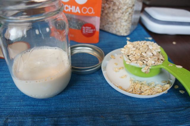 overnight oatmeal how to