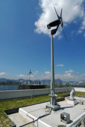 EMSD HK RE NET Wind Small Wind Turbine Example Projects