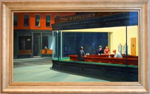 Edward Hopper Cine Pintura En El Thyssen Reaccine
