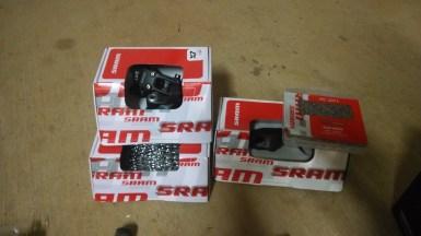 SRAM stack