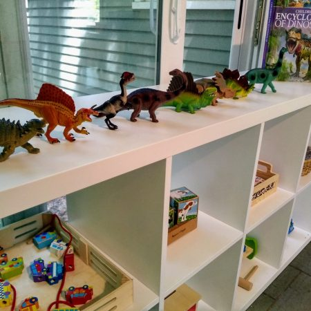 how to organize playroom