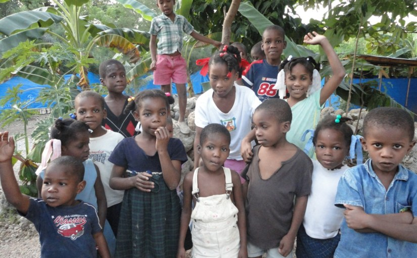 One Year Later: Unrest, Epidemic and Renewed Mercies in Haiti