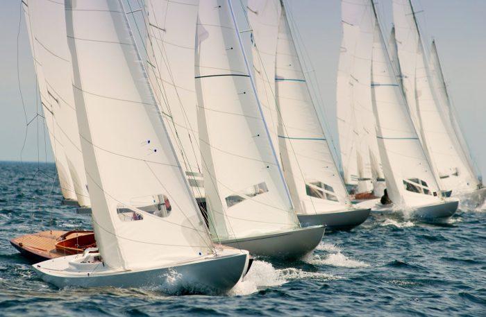 sailing, race