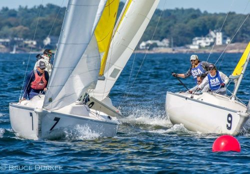 stressful, sailing, race