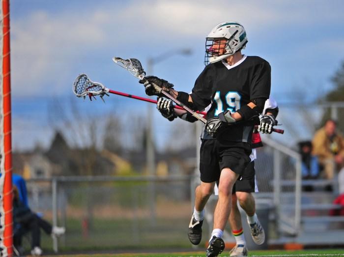 lacrosse athlete