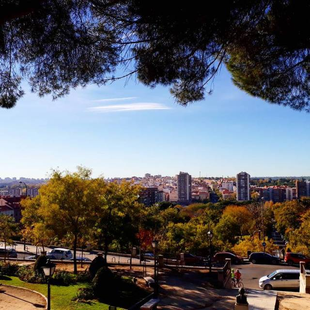 Madrid was such a colorful and vibrant city with lotshellip