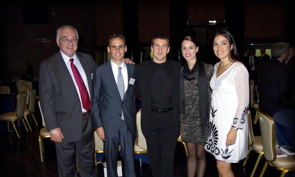 Gala solidaria en Nueva York – 2011
