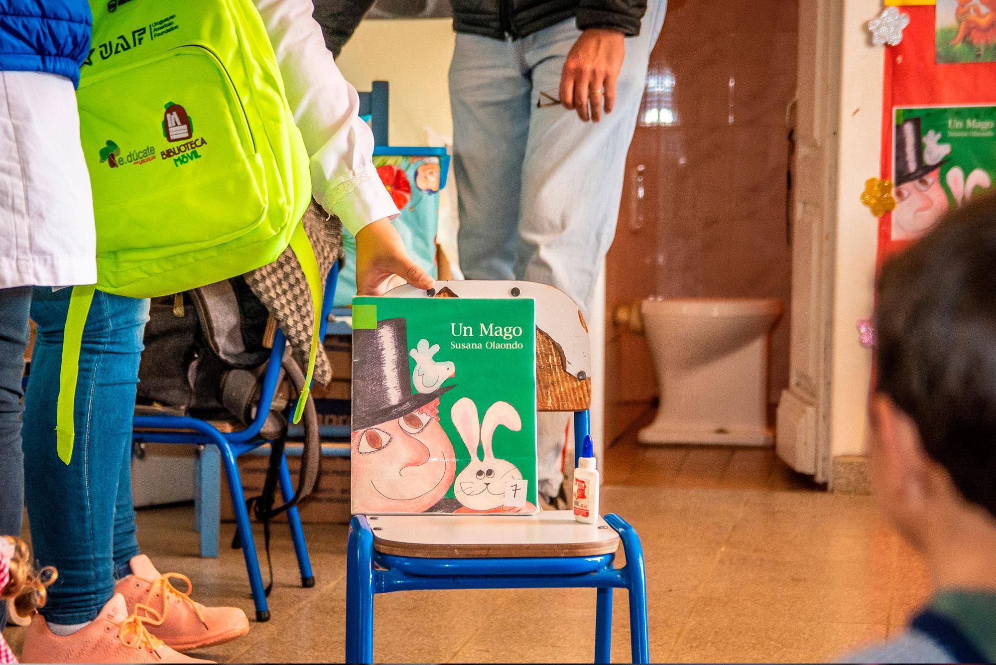 Capacitación en lectura y ciencias naturales a maestros rurales de Soriano y Cerro Largo