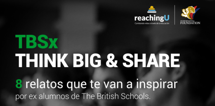 TBSx: Think Big & Share