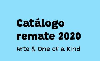 Catálogo de Remate 2020