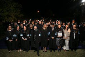Se graduó la primera generación del Postgrado en Educación de la UM apoyado por ReachingU