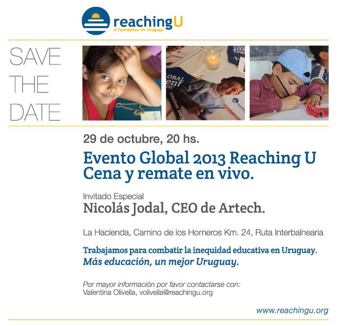Vení a nuestro evento de Montevideo el 29 de octubre, ¡agendalo!