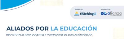Nuevas becas totales para docentes y formadores: Aliados por la Educación