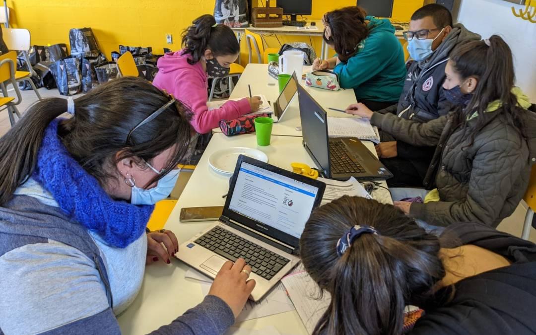 Tutorías en Centro Educativo Los Tréboles