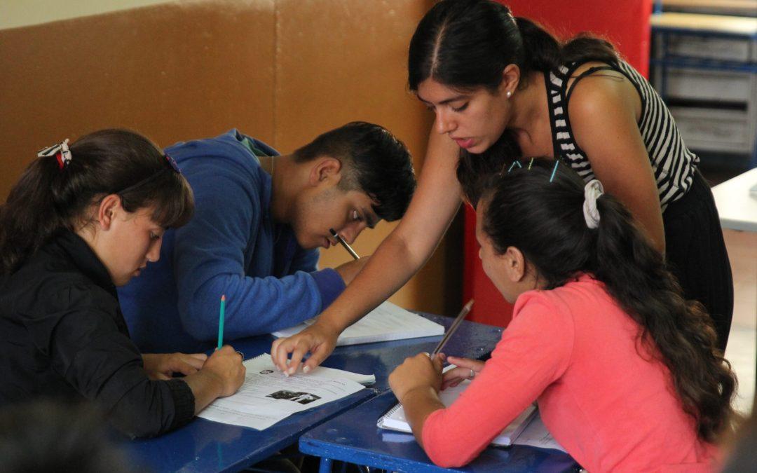 Tutorías: tres nuevos proyectos educativos serán financiados en 2021
