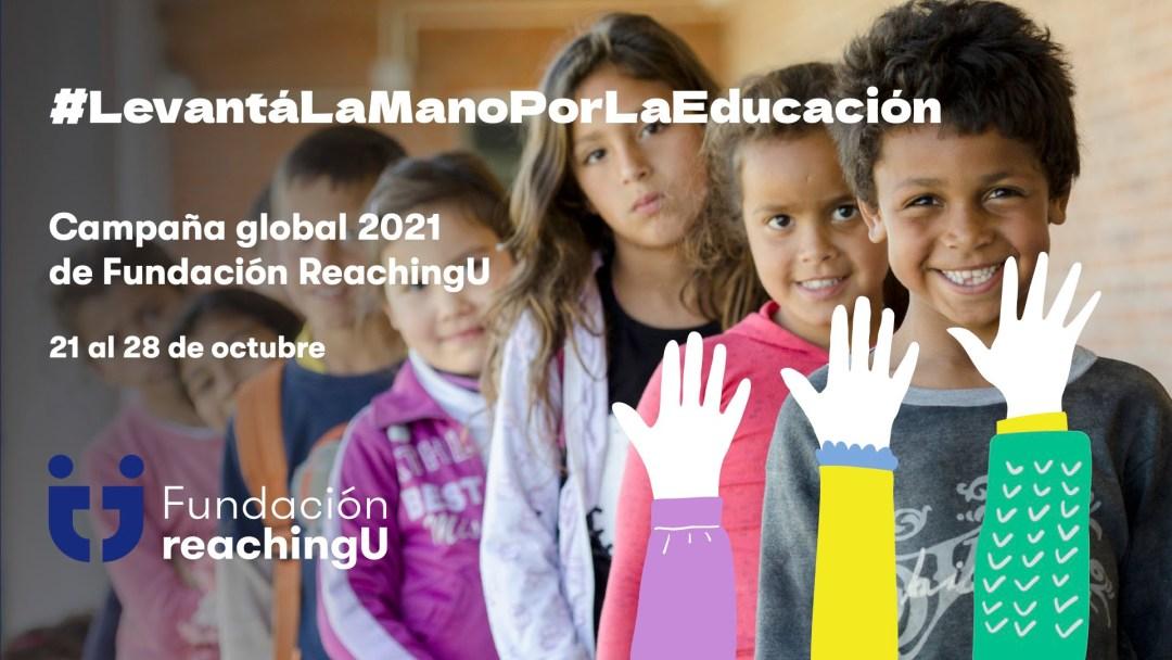 AGENDATE: nuestra campaña global vuelve en octubre