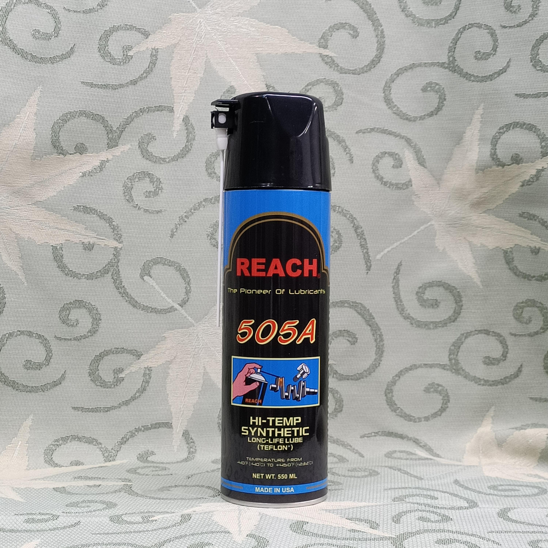 505A 鐵氟龍合成長效潤滑劑   REACH LUBRICANTS 潤奇油品