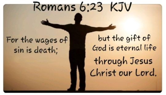 Romans 3:23  . For all have sinned, and come short of the glory of God