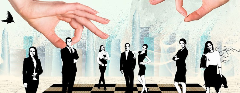 narcissists use people as pawns