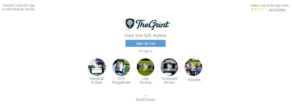 the grint app