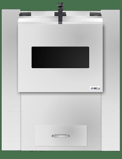 Unique Mobile Cremation System
