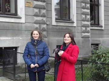 Romanian Teacher and Polish Project Coordinator // Profesor din România și coordonatorul de proiect din Polonia