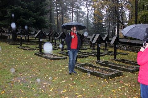 Heroes cemetery - Cimitirul eroilor
