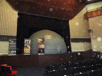 Mobile Planetarium in Timi;oara