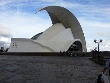 Opera from Santa Cruz de Tenerife