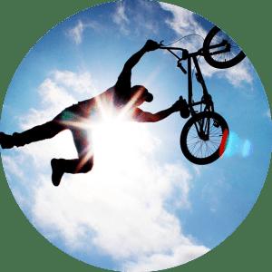 book Outcast BMX stunt riders