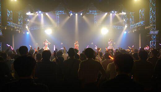 【ライブレポート】アンピクシープーペ始動公演「I'll be back」