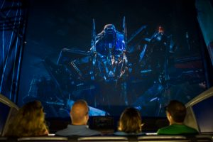 TRANSFORMERS The Ride - 3D