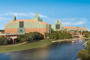 Walt Disney World Swan & Dolphin Resort Review