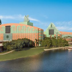 Walt Disney Dolphin Resort
