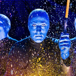 Blue Man Group Orlando Review