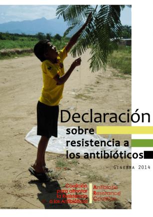 Declaración sobre Resistencia Bacteriana - ARC