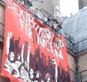 femen parijs