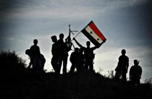 syrie vlag