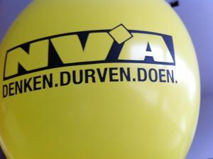 ballon N-VA