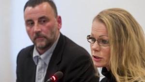 Bachmann en Oertel, beiden voormalige woordvoerders van PEGIDA.