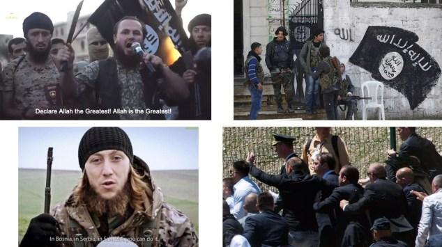 IS sfeerbeelden uit Bosnië en omgeving - 1