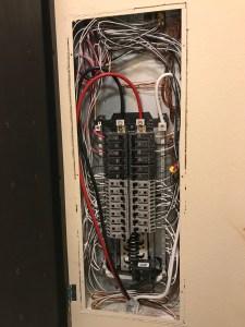 New Shop Power Panel