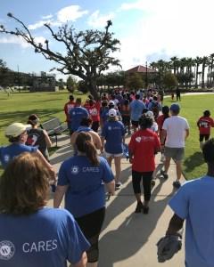 American Heart Association Heart Walk