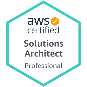AWS certified solutions architect professional engineer finland